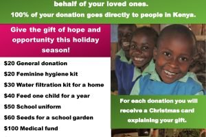 MCOH Holiday Campaign