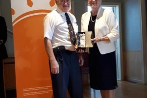 MCOH Co-founder receives The Shirley Case Leadership Award