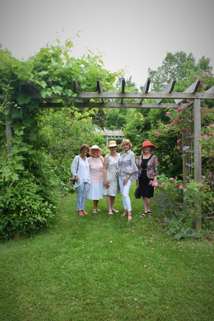 Victorian Garden Party A Success