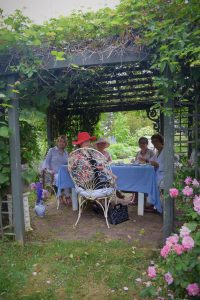 Victorian Garden Party A Success