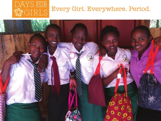 Days for Girls group